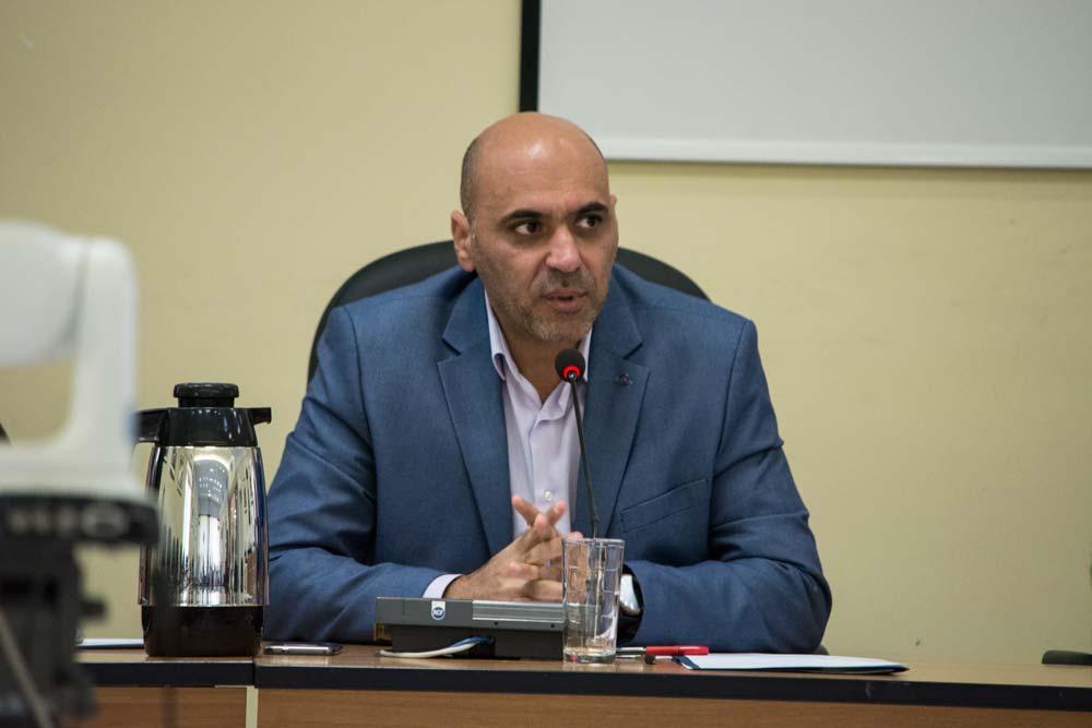 Υφυπουργός Πολιτισμού και Αθλητισμού, κ. Κώστας Στρατής